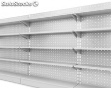 rayonnage pour le stockage