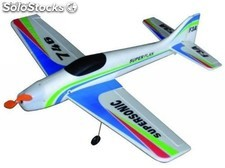 Rc avión Spw 89cm 300m gama rtr McTrack f3a
