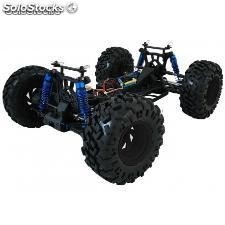 Rc Monster Truck Buggy 1/10 rtr 4WD 2,4GHZ Motore 560 Veloce