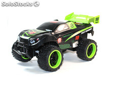 RC Monster Truck Off-Road Car Cross Country Max7 Racing 4-Channel
