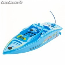 Rc Racing Boat Azul PJA01-3871