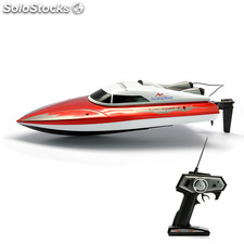 """RC Speed ??Boat """"Slice of Life"""" - 30 km / h, 8G servo, Cuerpo ABS"""