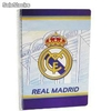 Real Madrid Notebook A4