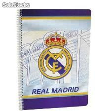 Real Madrid Notebook A5