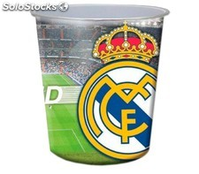 Real Madrid - Papelera del Real Madrid