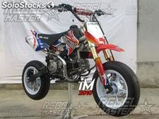 Rebel Master Minimotard 160