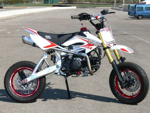rebel master s1 supermotard pit bike. Black Bedroom Furniture Sets. Home Design Ideas