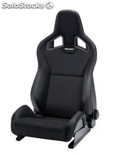 Recaro cross sportster cs carbon calefaccion piel artificial negro/dinamica