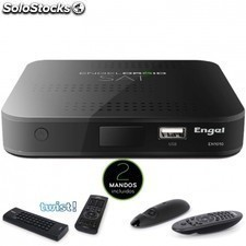 Receptor android 4.4 + satelite hd engel 8c5-en1010 - dvb-s2 - A5 qc 1.5ghz -