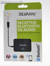 Receptor Bluetooth de Audio Silvano