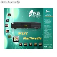 Receptor Decodificador Iris 9700 hd 02