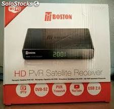 Receptor Decodificador satelite Tboston TS 2001