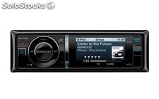 Receptor Kenwood kiv-700U usb, MP3 y control de iPOD