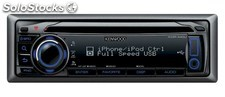 Receptor Kenwood Marino kmr-440U CD MP3 usb