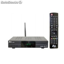 Receptor satelite sobremesa iris RS9800HD full