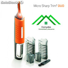Recortadora Cortapelos Micro Sharp Trim Duo