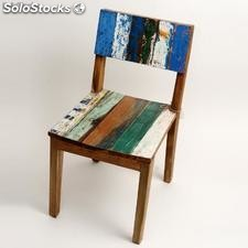 Recycled Boat Furniture