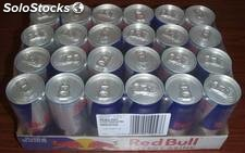 Red Bull 250ml cans.
