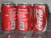 Red bull, Coca Cola , (Fanta / Sprite / Pepsi / Mirinda / 7up /