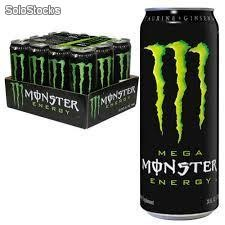 Red Bull Energy Drink/ Monster Energy Drink / Rock star energy drink..