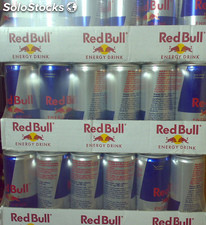 Red-Bull Energy Drinks..