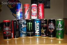 Red Bull und viele andere Energy-Drinks