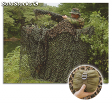 Red De Camuflaje Camo Systems 6 X 2.40 M Color Camo Verde 33066