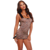 Red diamond exclusivo babydoll leopardo style 10148 talla unica - Foto 2