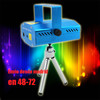 Red Green Moving Stage Laser Party Light DJ Club Disco LED Projector Lighting