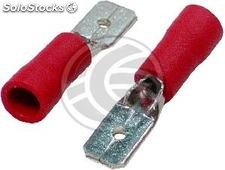 Red Maschio Faston Terminal (4,8 mm) 100 Pack (FN12)