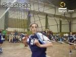 Red voley 9,40 m. Tensor soga