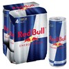 RedBul Energy-Drinks, BLB Black Bull, Monster, XL, V, Rot Blau Silber Extra, Tin