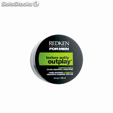 Redken - redken for men texture putty outplay 100 ml