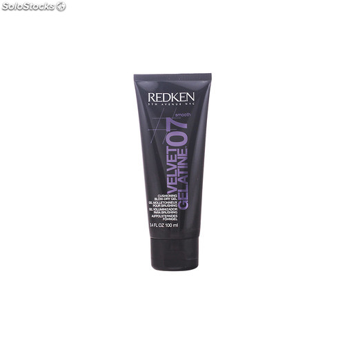 Redken SMOOTH velvet gelatine 07 cushioning blow dry gel 100 ml