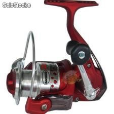 Reel Frontal Bamboo Red Fish 200