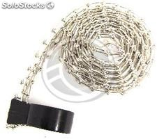 Reel metal chain for funds (EE64)
