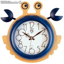 Ref. 11014 Reloj de cangrejo para pared mary-g 615