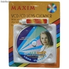 Ref. 31157 Limpiador Cd / Dvd Maxim mod. 2084 Cd / Dvd / Vcd