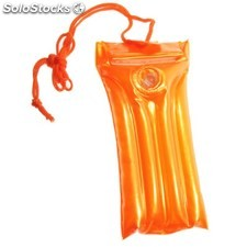 Ref. 36917 Funda Hinchable Para Movil-Mp4-Mp3 Naranja