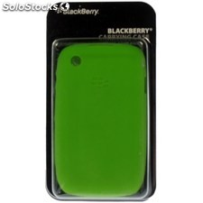 Ref. 36925 Carcasa de Silicona Original BlackBerry 8520/9300 Color Pistacho