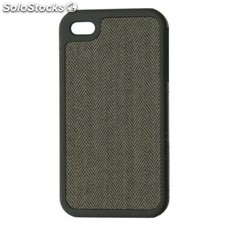 Ref. 36933 Vellutto Aptvect015 Carcasa Trasera iPhone 4