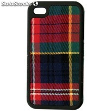 Ref. 36934 Vellutto Aptvect013 Carcasa Trasera iPhone 4