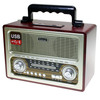 radio retro usb