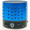 Ref. 44327/44318 | Mini Altavoz Bluetooth L-02 Mp3, USB y Micro SD - Azul/Negro