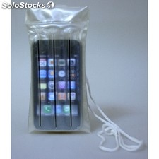 Ref. 45156 Funda Hinchable Para Movil-Mp4-Mp3 Transparente