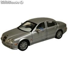 Ref. 50192 Coche Escala 1:24 Welly 9398w Jaguar