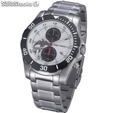 Ref. 81272 Reloj Time Force Tf-3362m02m Cro.Crono Acero 50m