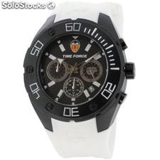 Ref. 81356 Reloj Time Force Tf-4179m18 Valencia Cf Crono 50m