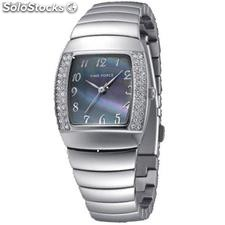Ref. 81359 Reloj Time Force Tf-4095l01m Señora Acero 50m