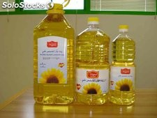 Refined/Crude Sunflower Oil / Huile de tournesol raffinée/brut
